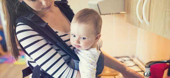 Het belang van de draagdoek voor de ontwikkeling van je baby