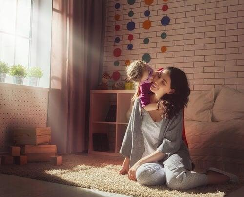 Sleutels die de deur openen tot een gelukkig moederschap