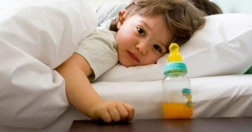 Hoe weet je of je baby klaar is om van de borst gehaald te worden?