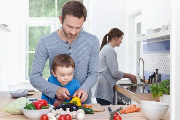 Geef je kind verantwoordelijkheden en laat hem je niet als dienstbode behandelen