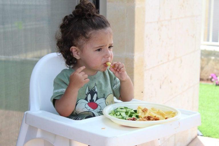 De beste voedingsmiddelen voor je kind