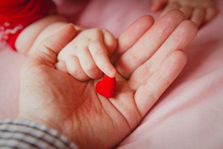 De ouders hebben invloed op een baby's bloedgroep