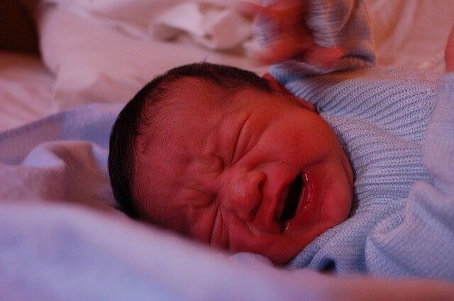 5 trucs om het huilen van je baby te kalmeren