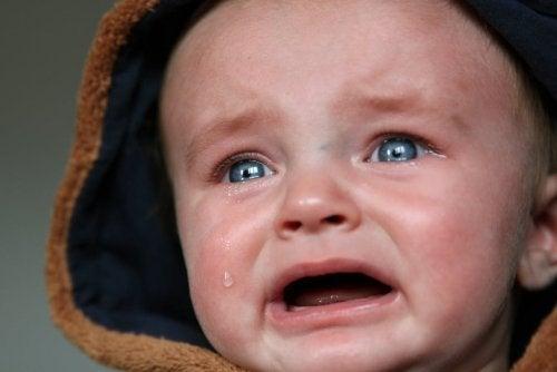 Tips om een huilende baby te kalmeren