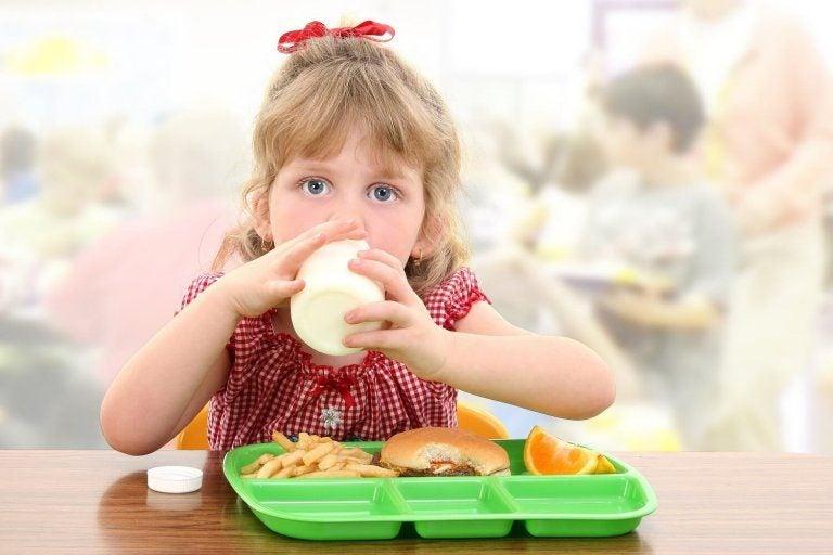 De gevolgen van een slechte voeding bij kinderen