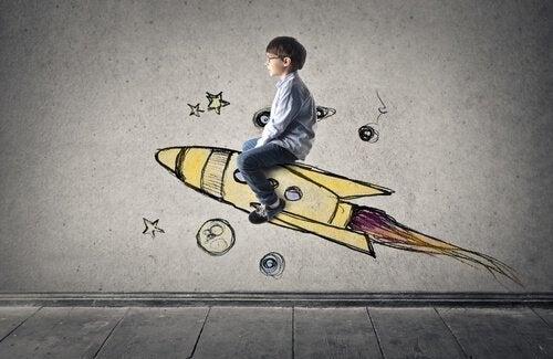 Hoe help je een hyperactief kind?