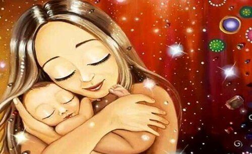 De betekenis van papatzoa: de kunst om de ziel van je kind te strelen