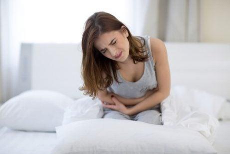 Onregelmatige menstruatie: krampen