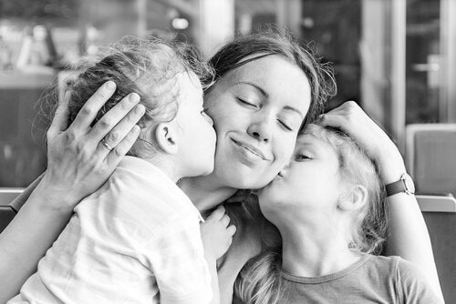 Een tweede kind is tweemaal zoveel liefde
