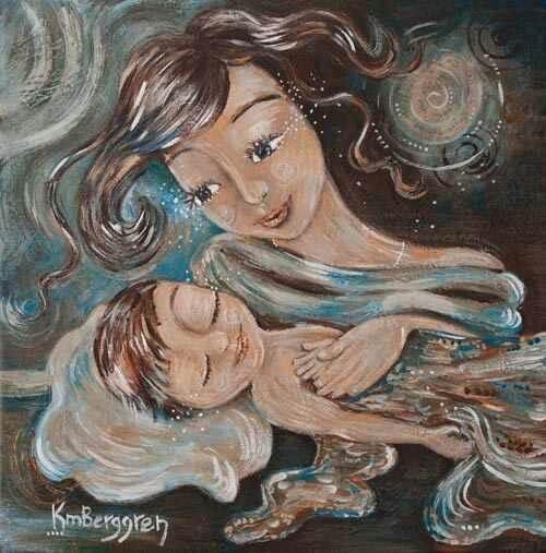 Een lieve moeder zijn
