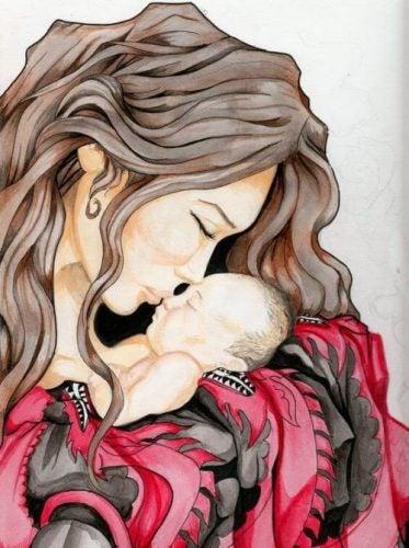 Een kind krijgen is als een wonder zien gebeuren