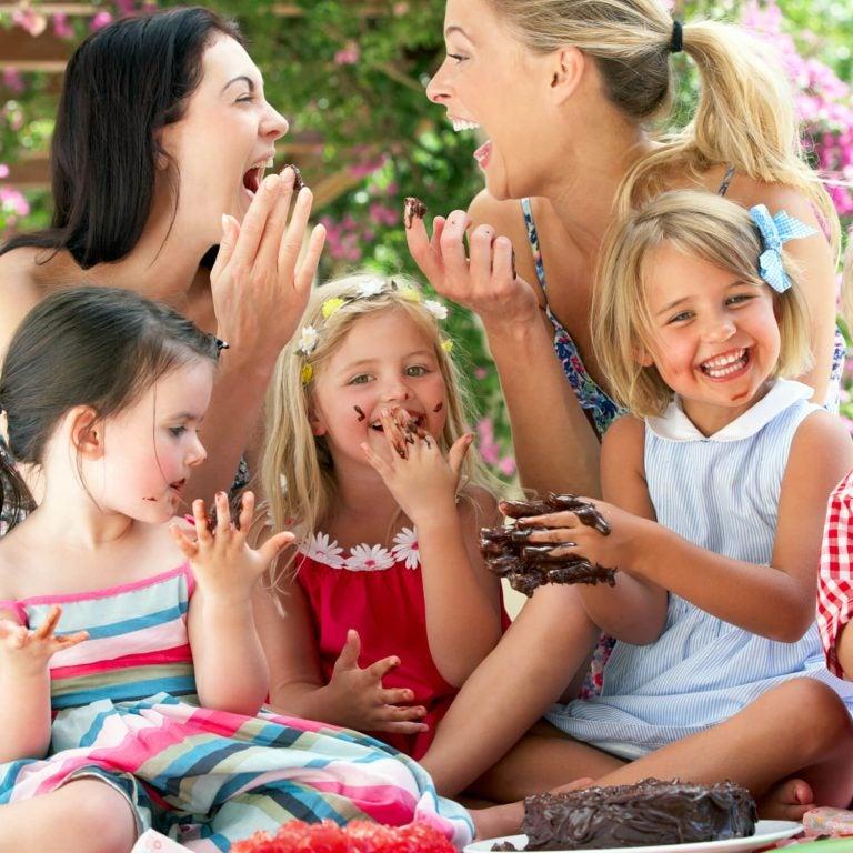 Het belang van een peetmoeder in het leven van onze kinderen