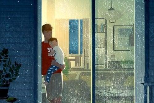 De nalatenschap die een goede vader voor zijn kinderen achterlaat