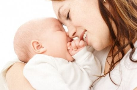 8 tips om een band te smeden met je baby