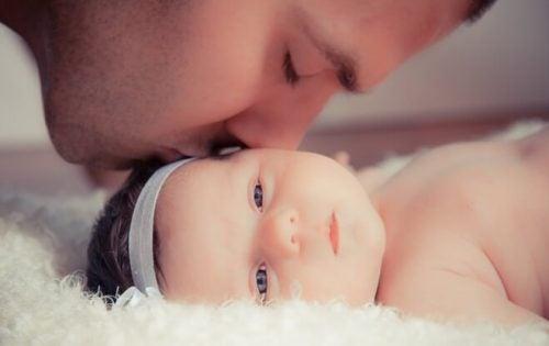 Wat een vader voor zijn kleine meisje doet