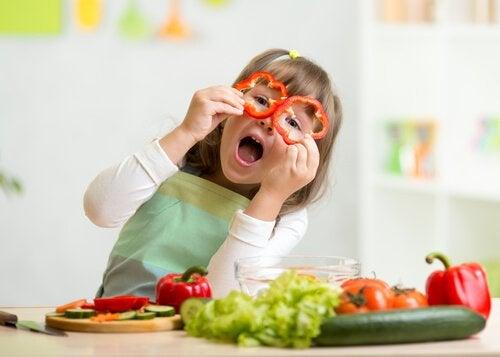 Bloedarmoede voorkomen met groente