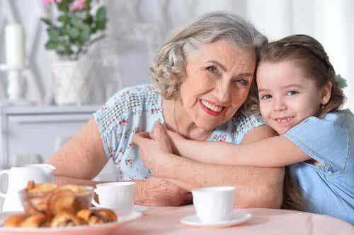 Waarom de oma van vaderskant zo belangrijk is
