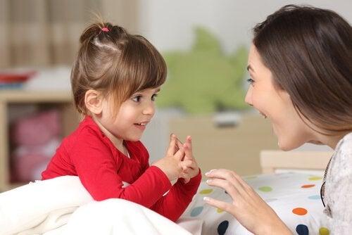 De fases van taalontwikkeling  bij kinderen van 0 tot 6 jaar