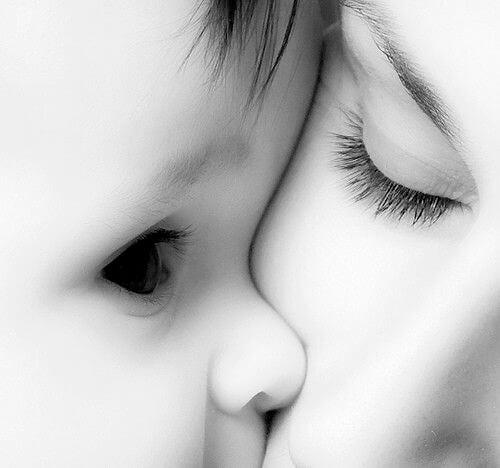 Onvoorwaardelijke liefde, eeuwige liefde: de liefde van een moeder