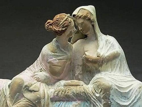 De onvoorwaardelijke liefde van een moeder is eeuwig