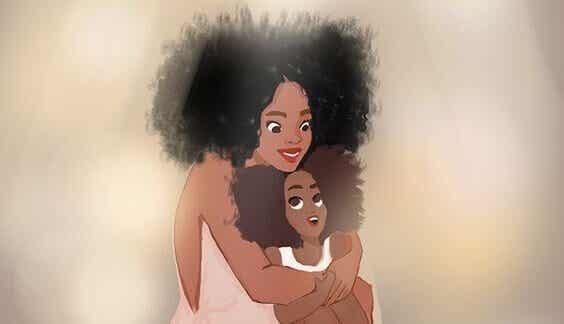 Hoe een alleenstaande moeder haar kinderen een goede start in het leven kan geven