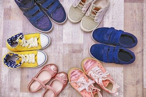 Kies de schoenen voor je kinderen met zorg