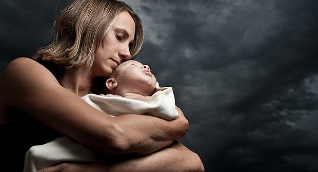 Het besluit om haar postnatale depressie te overwinnen