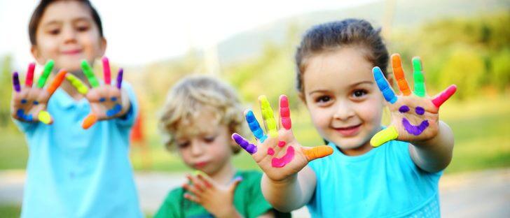 3 x knutselen voor kinderen van 3 tot 5 jaar