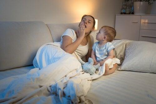 Hoe verbeter je de slaapgewoontes van je baby?