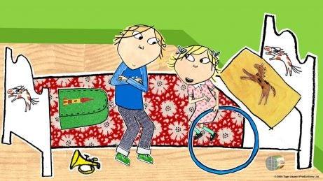 Cartoons voor kinderen: Charlie en Lola