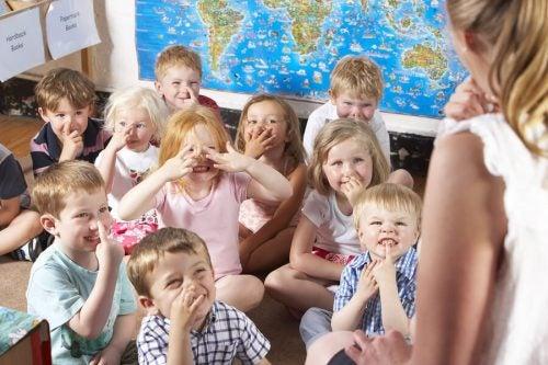 De voordelen van je kind naar de kinderopvang brengen