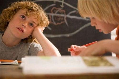 Concentratie bij kinderen