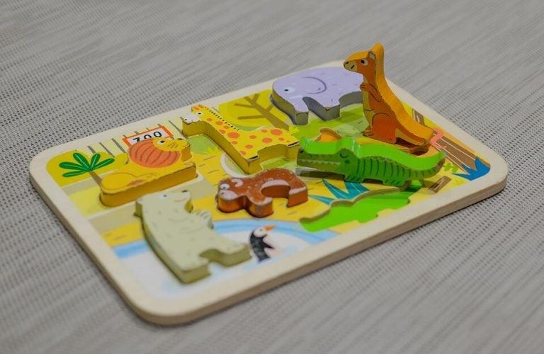 leuke activiteiten voor 2-jarige kinderen zoals puzzels