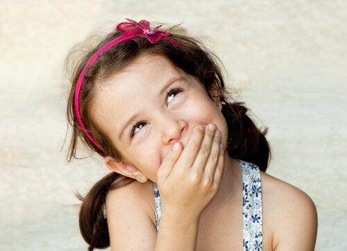 Eerlijkheid aanleren aan een meisje dat liegt