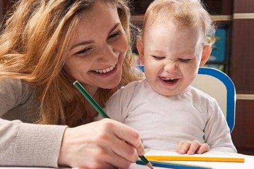 Aspecten om te overwegen om je kind te leren schrijven