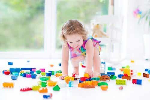 Psychologische voordelen van Lego