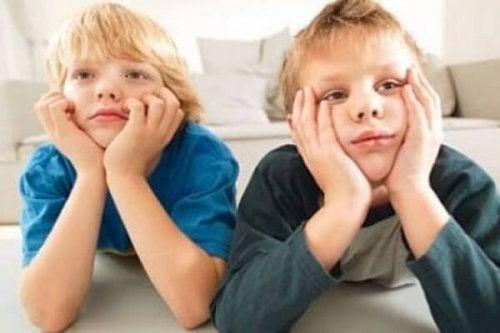 Evalueer jezelf als je luiheid bij kinderen tegen wil gaan