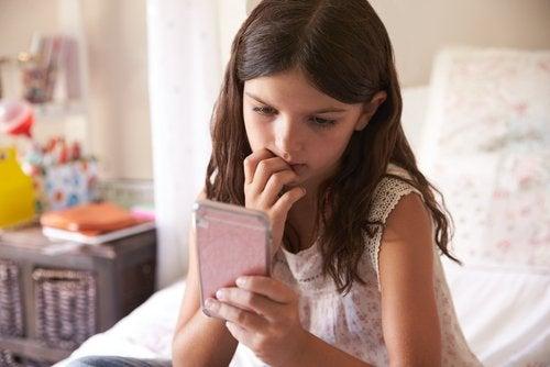 Mobiele telefoon en kinderen