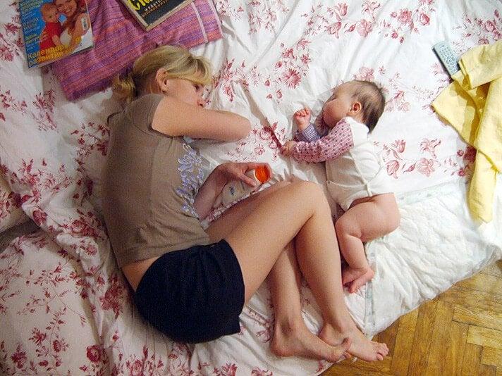 Voordelen en nadelen van samen slapen
