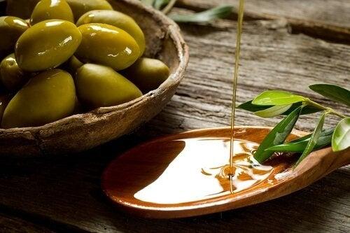 Olijven en olie