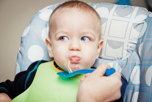 Recepten voor baby's van 9 tot 12 maanden