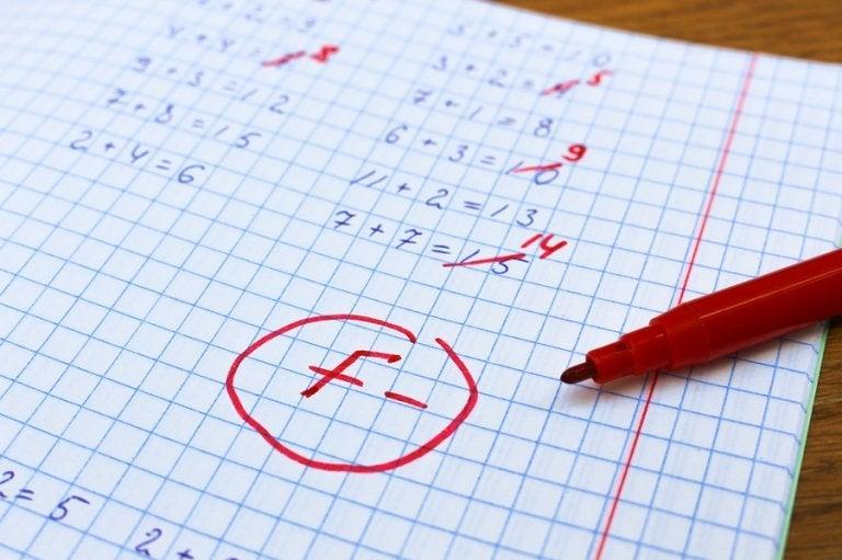 Wat te doen als je kind faalt op school?