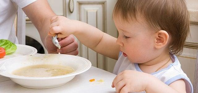 Smakelijke recepten voor baby's