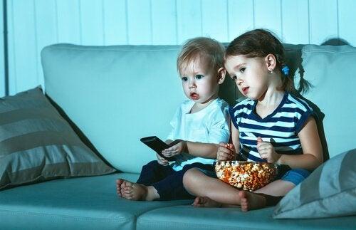 Waarom kijken kinderen steeds weer dezelfde film?