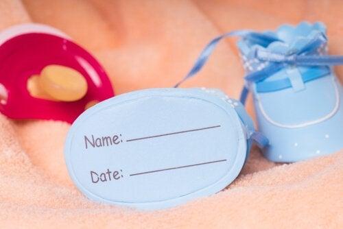 Unieke meisjesnamen en hun betekenis