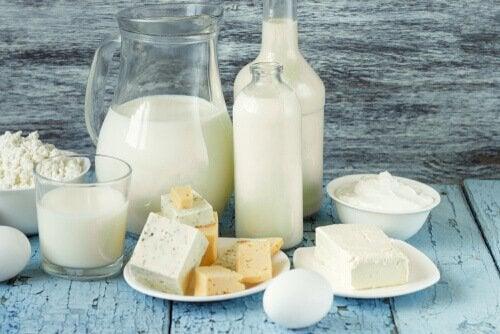 Melk en melkproducten