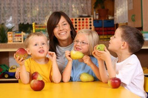 8 vitaminerijke voedingsmiddelen voor kinderen