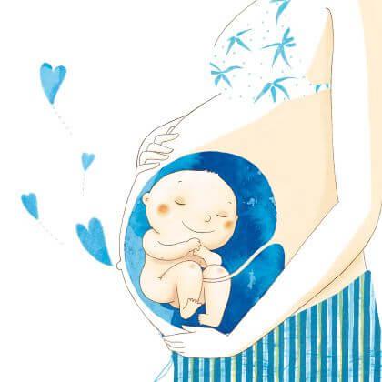 Voorbereiding op het moederschap: word een beter mens