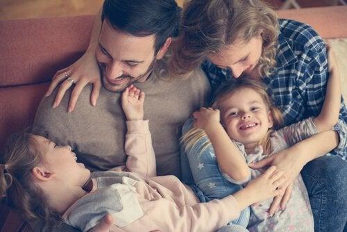 De echtelijke band wordt versterkt tijdens de zwangerschap