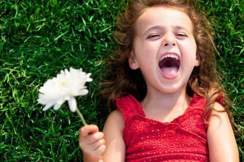 Gelukkige kinderen opvoeden: zes tips